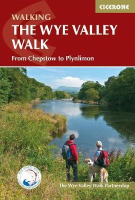 The Wye Valley Walk (Spiral bound)