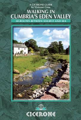Walking in Cumbria's Eden Valley: 30 routes between source and sea (Paperback)