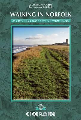 Walking in Norfolk: 40 circular walks (Paperback)