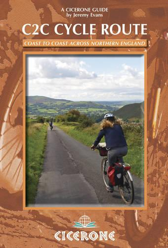 The C2C Cycle Route: The Coast to Coast bike ride (Paperback)