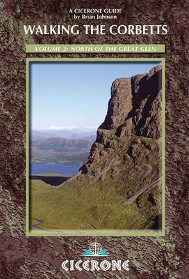 Walking the Corbetts Vol 2 North of the Great Glen (Paperback)