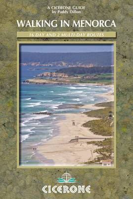 Walking in Menorca: 16 day and 2 multi-day routes (Paperback)