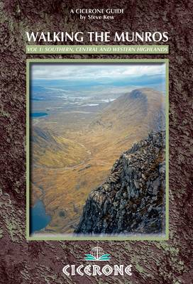Walking the Munros Vol 1 - Southern, Central and Western Highlands (Paperback)