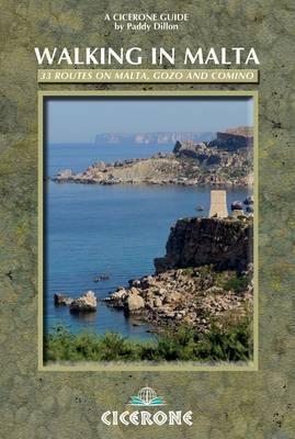 Walking in Malta: 33 Routes on Malta, Gozo and Comino (Paperback)