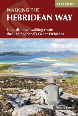 The Hebridean Way: Long-distance walking route through Scotland's Outer Hebrides (Paperback)