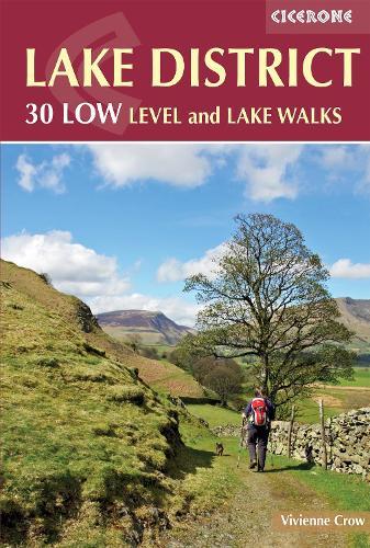 Lake District: Low Level and Lake Walks (Paperback)