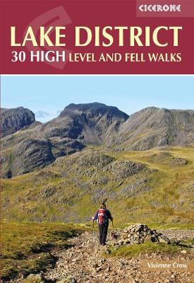 Lake District: High Level and Fell Walks (Paperback)