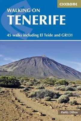 Walking on Tenerife (Paperback)