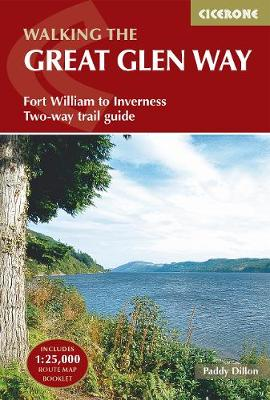 The Great Glen Way: Fort William to Inverness Two-way trail guide (Paperback)