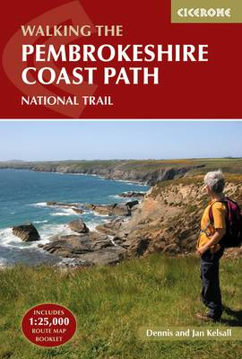 The Pembrokeshire Coast Path (Paperback)