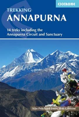 Annapurna: 14 treks including the Annapurna Circuit and Sanctuary (Paperback)