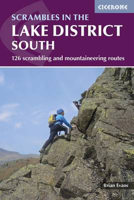 Scrambles in the Lake District - South (Paperback)