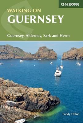 Walking on Guernsey: Guernsey, Alderney, Sark and Herm (Paperback)