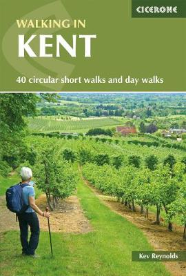 Walking in Kent: 40 circular short walks and day walks (Paperback)