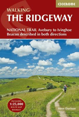 The Ridgeway National Trail: Avebury to Ivinghoe Beacon, described in both directions (Paperback)