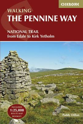 The Pennine Way: From Edale to Kirk Yetholm (Paperback)