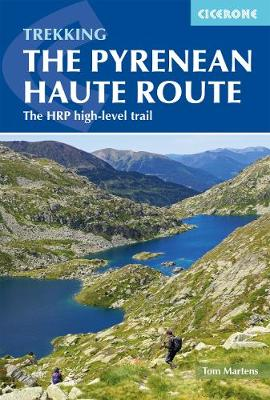 The Pyrenean Haute Route: The HRP high-level trail (Paperback)