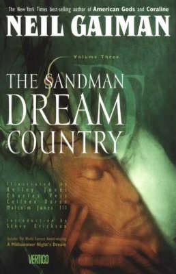 The Sandman: Dream Country - The Sandman v. 3 (Paperback)