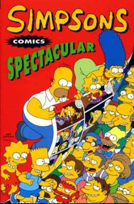 Simpsons Comics Spectacular (Paperback)