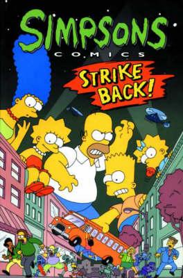 Simpsons Comics Strike Back (Paperback)