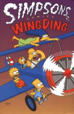 Simpsons Comics Wingding (Paperback)