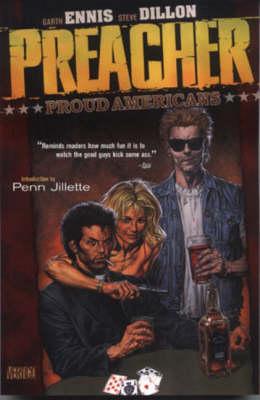 Preacher: Proud Americans - Preacher (Paperback)