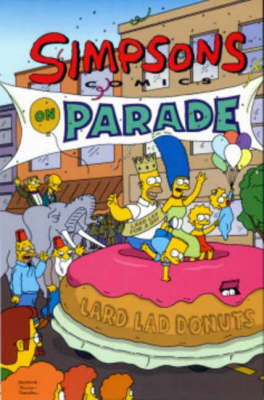 The Simpsons Comics on Parade (Paperback)