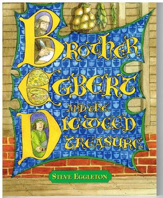 Brother Egbert and the Digweed Treasure (Paperback)
