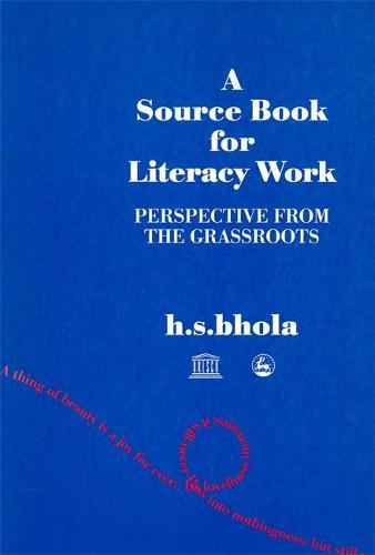 A Source Book for Literacy Work: Perspective from the Grassroots (Paperback)