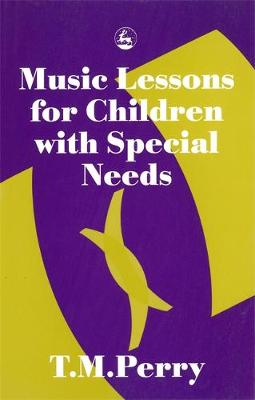 Music Lessons for Children with Special Needs (Paperback)