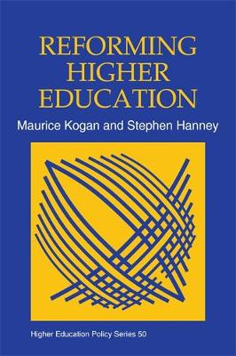 Reforming Higher Education - Higher Education Policy (Paperback)