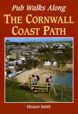 Pub Walks Along the Cornwall Coast Path - Pub Walks (Paperback)