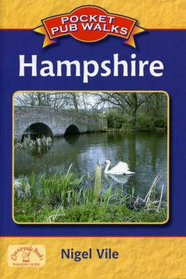 Pocket Pub Walks Hampshire - Pocket Pub Walks (Paperback)