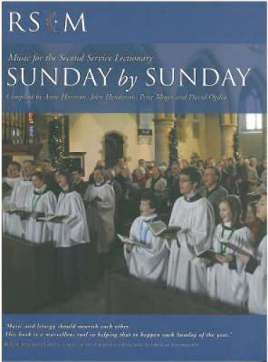 Sunday by Sunday: Music for the Second Service (Paperback)