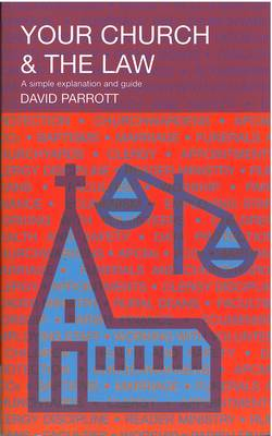 Your Church and the Law: A Simple Explanation and Guide (Paperback)