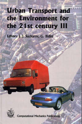 Urban Transport and the Environment for the 21st Century (Hardback)