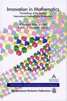 Innovation in Mathematics (Hardback)