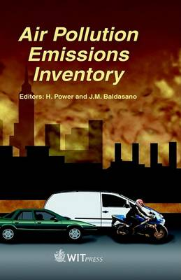 Air Pollution Emissions Inventory - Advances in Air Pollution S. v. 3. (Hardback)