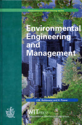 Environmental Engineering and Management - Environmental Engineering S. v. 3. (Hardback)