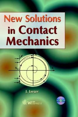 New Solutions in Contact Mechanics (Hardback)