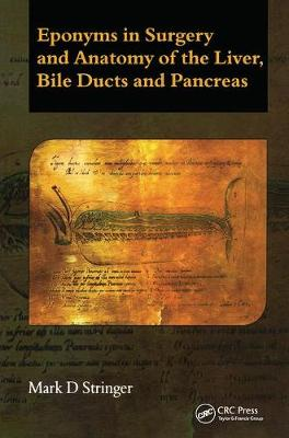 Eponyms in Surgery and Anatomy of the Liver, Bile Ducts and Pancreas (Paperback)