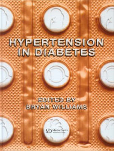 Hypertension in Diabetes (Hardback)