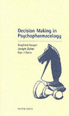 Clinical Decision-making in Psychiatric Disorders - Medical pocketbooks (Paperback)