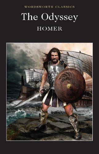 The Odyssey - Wordsworth Classics (Paperback)