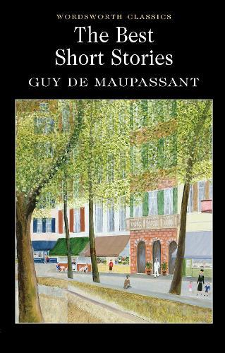 The Best Short Stories - Wordsworth Classics (Paperback)