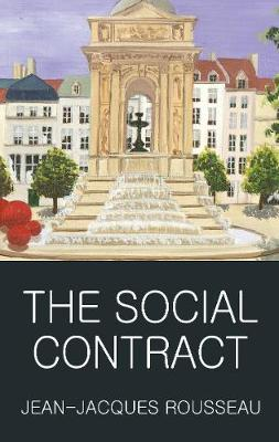 The Social Contract - Wordsworth Classics of World Literature (Paperback)