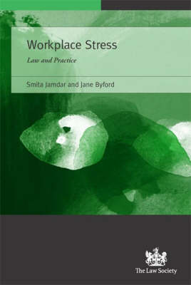 Workplace Stress: Law and Practice (Paperback)