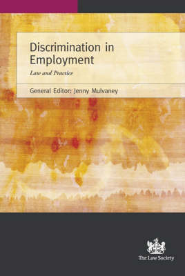 Discrimination in Employment: Law and Practice (Paperback)