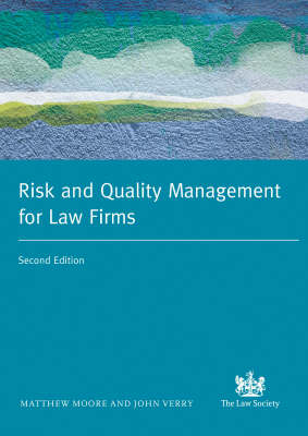 Risk and Quality Management in Legal Practice (Paperback)