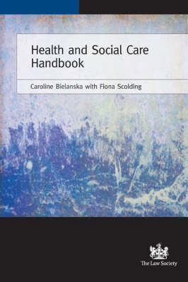 Health and Social Care Handbook (Paperback)